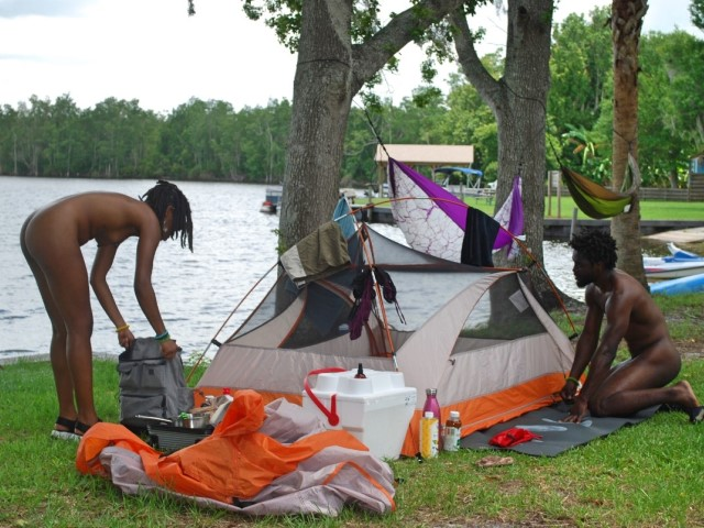 Cypress Cove Nudist Camping